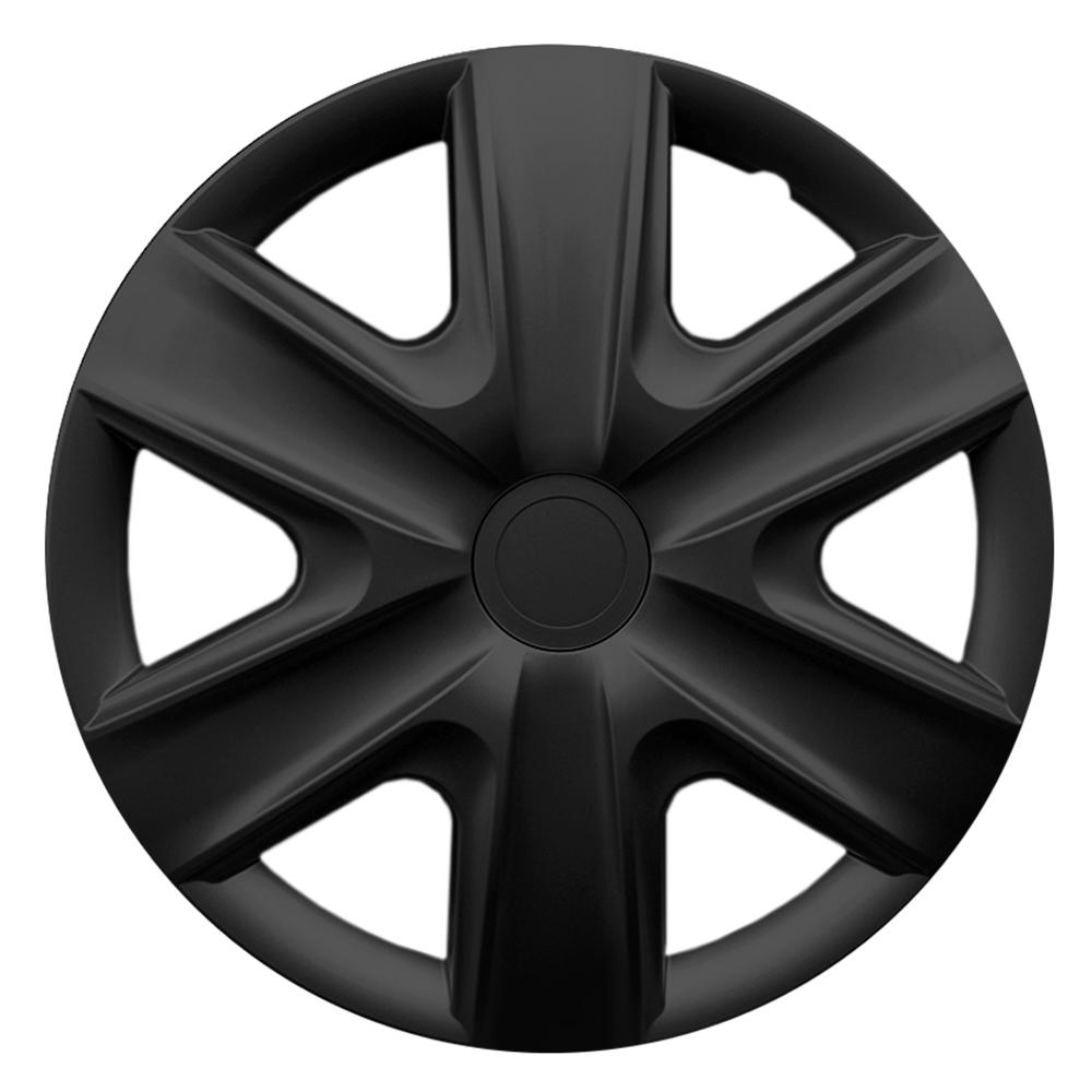 14 zoll radkappen hexan black schwarz auto kfz. Black Bedroom Furniture Sets. Home Design Ideas