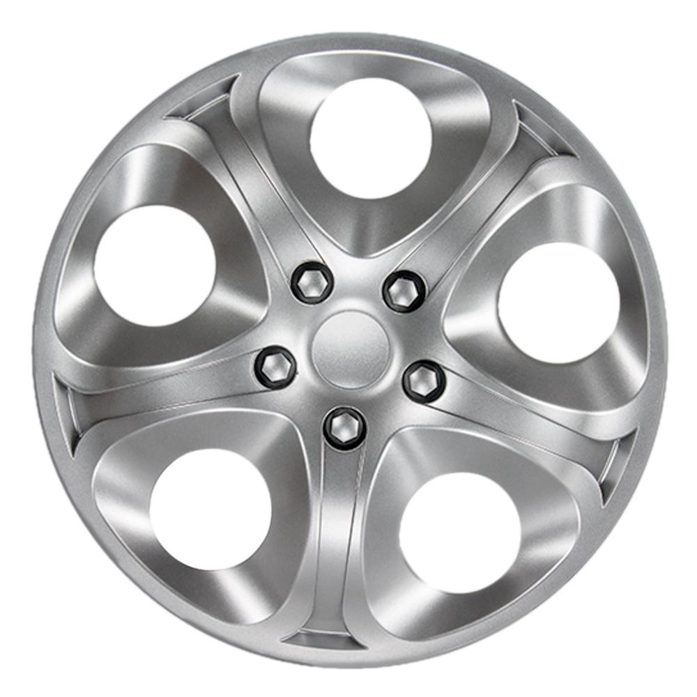 radkappen enfinity silver silber 16 zoll z b audi cabriolet ebay. Black Bedroom Furniture Sets. Home Design Ideas