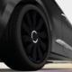Auto - RADKAPPEN - CLIFF PLUS BLACK - Schwarz