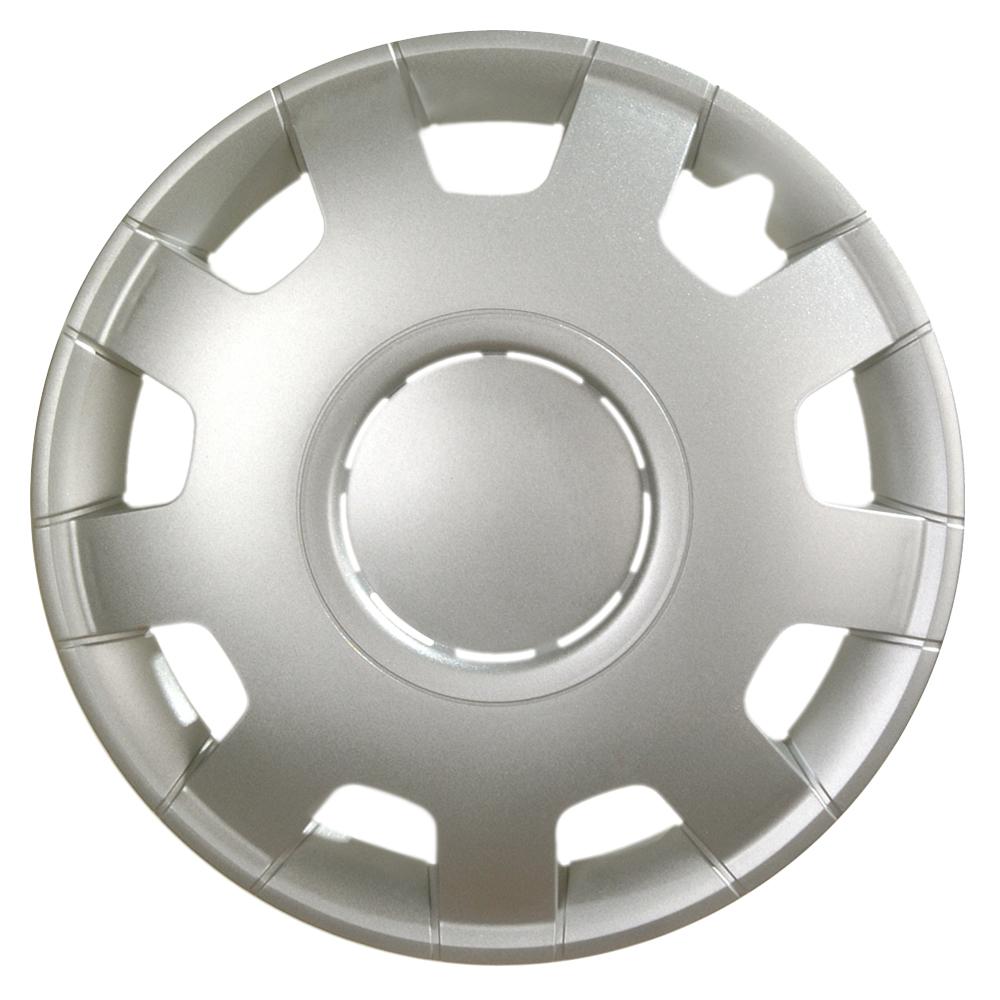 RADKAPPEN - X - ALFA SILBER MATT - Silber
