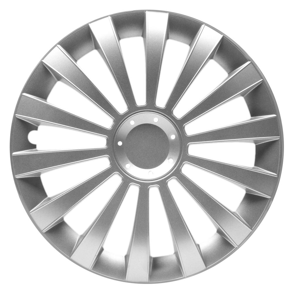 RADKAPPEN - MERIDIAN SILVER - Silber
