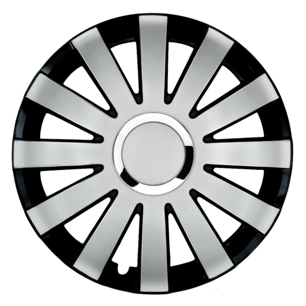 RADKAPPEN - ONYX SILVER BLACK - Silber/Schwarz