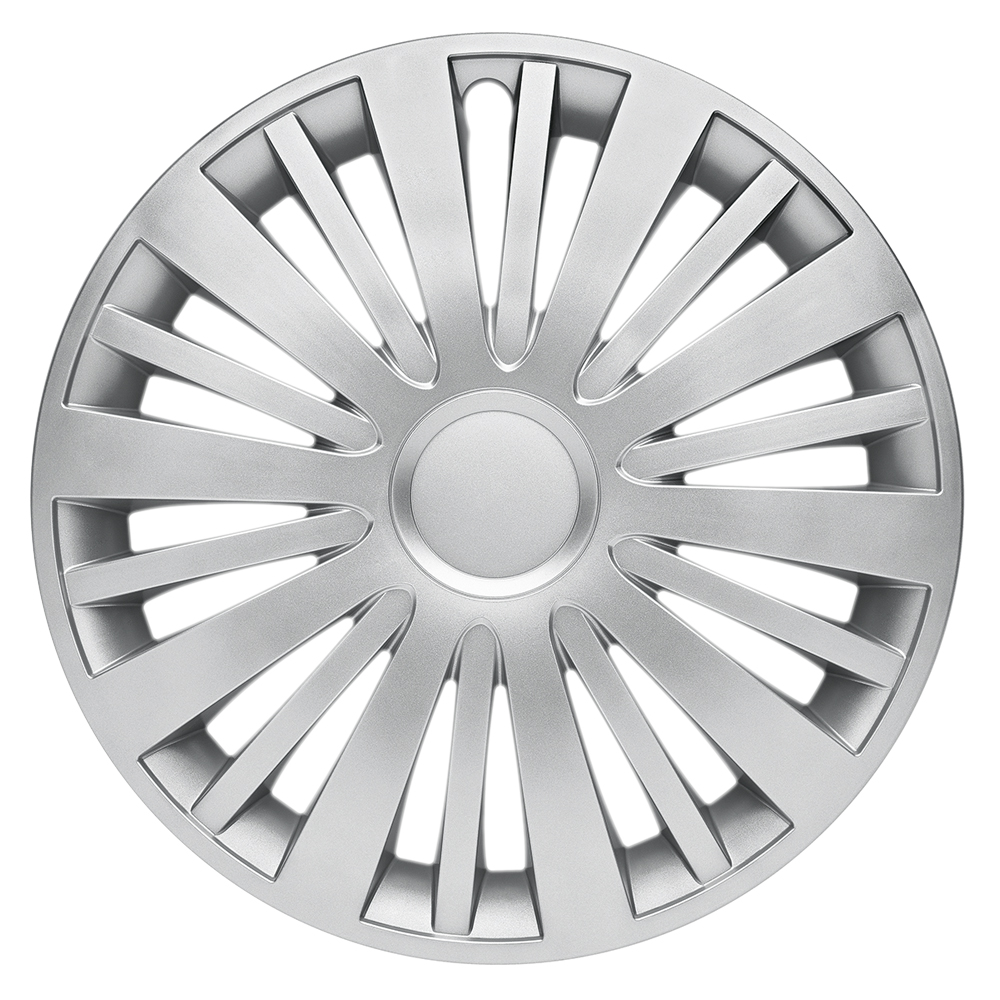 RADKAPPEN - VEGAS NYLON LUX - Silber