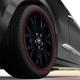 Auto - RADKAPPEN - HERO GTR - SCHWARZ/ROT