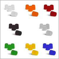 Ventilkappen - In verschiedenen Farben