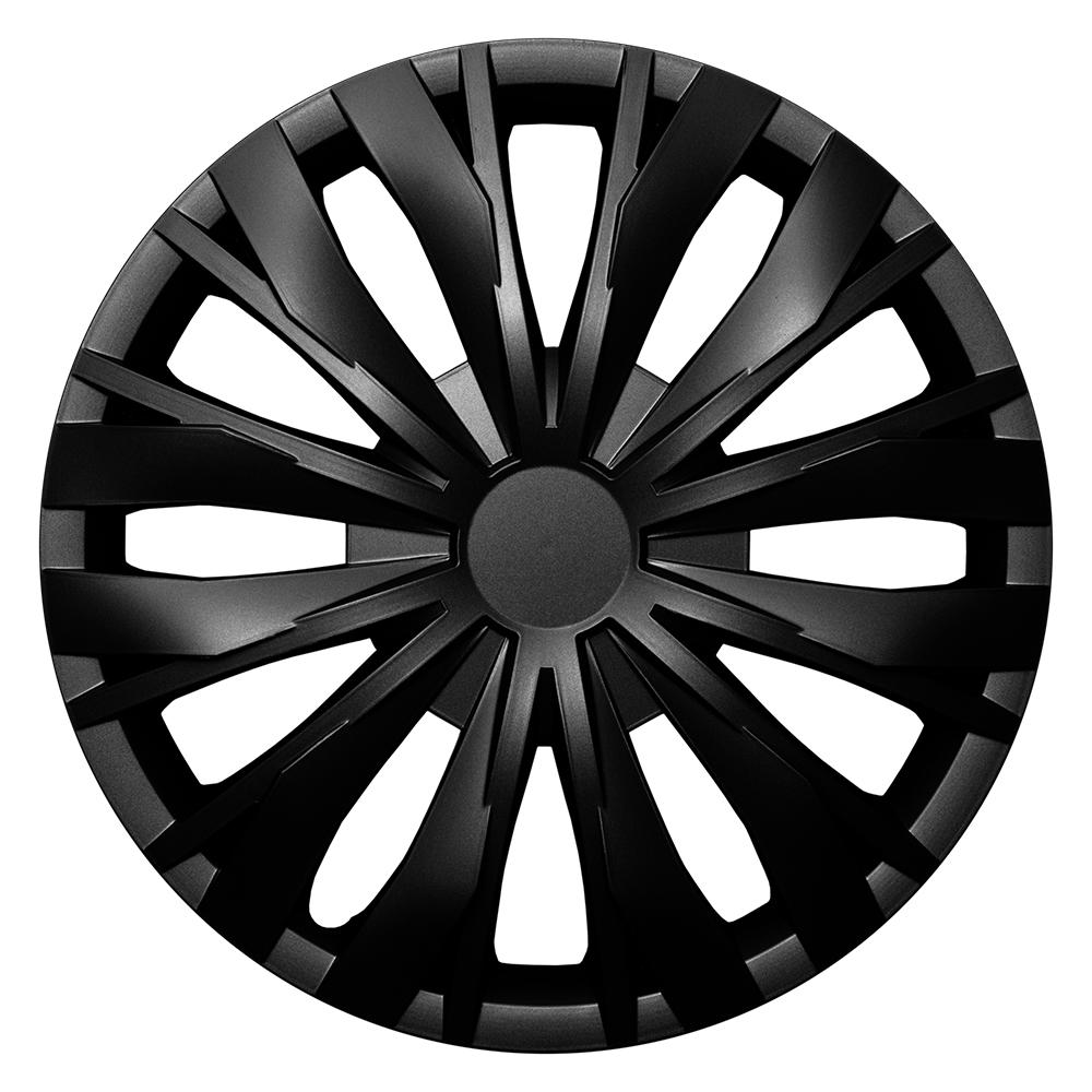 14 zoll radkappen optic silber auto radzierblenden pkw. Black Bedroom Furniture Sets. Home Design Ideas