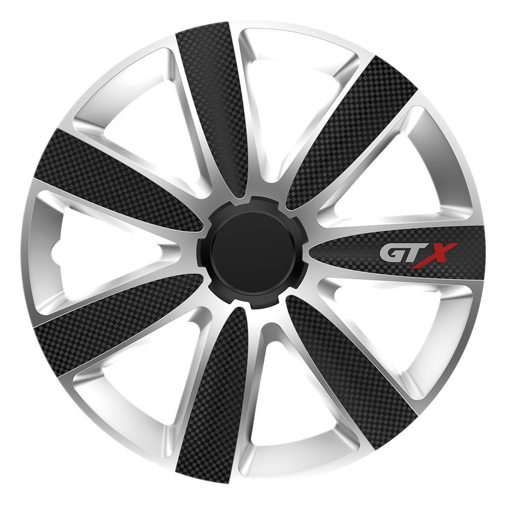 GTX Carbon Schwarz Silber