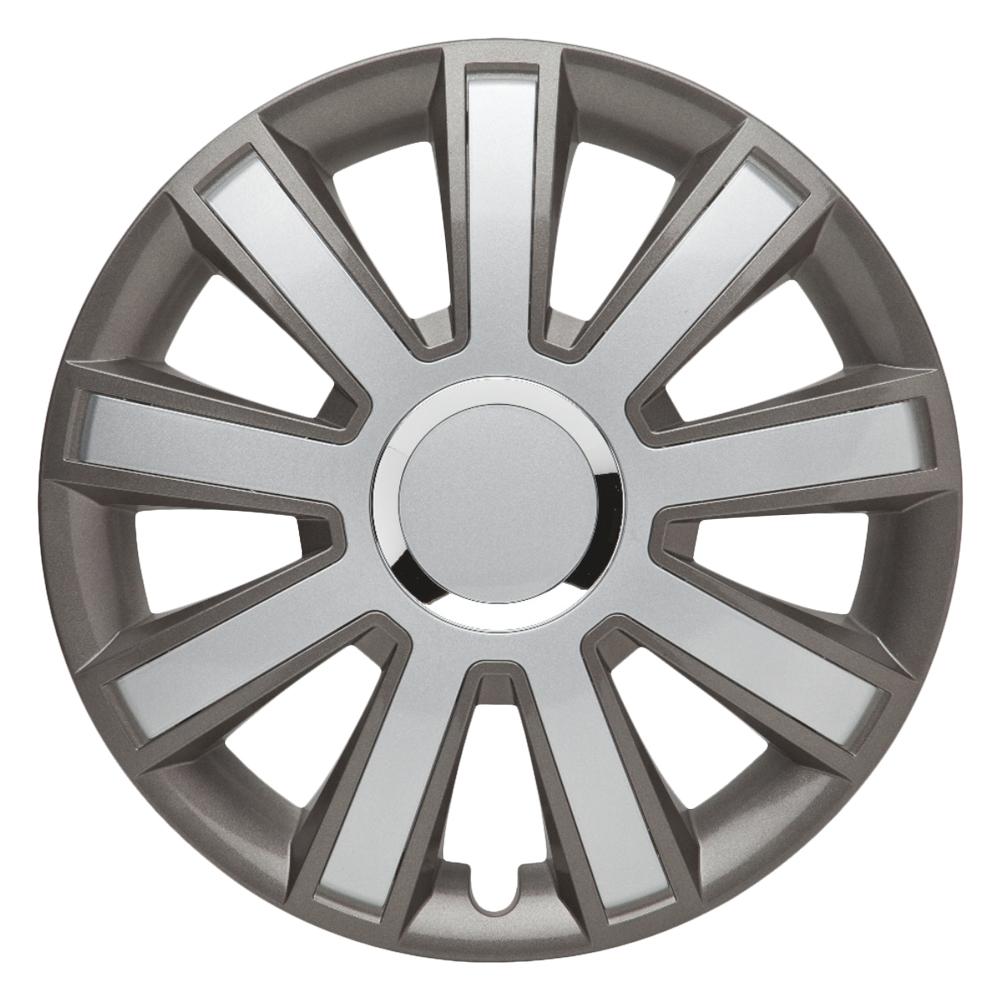 FLASH 1 grau Silber
