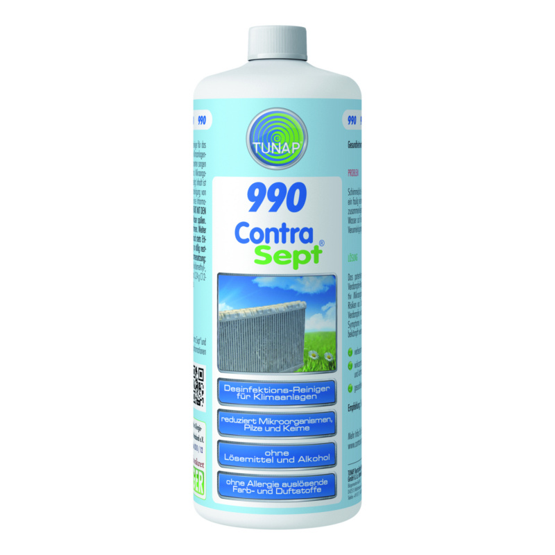 TUNAP 990 Desinfektion Klimaanlage