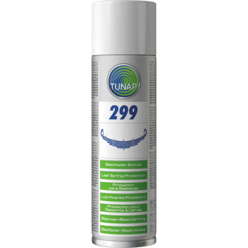 TUNAP 299 Blattfeder Schutz